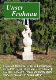 Unser Frohnau - CDU Reinickendorf