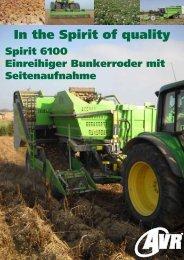 Prospekt Spirit 6100 [PDF, 451 KB]