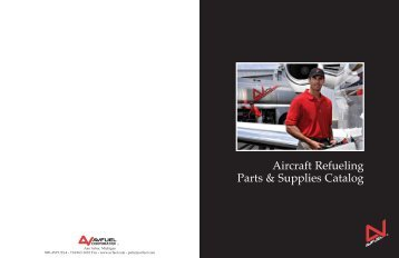 Aircraft Refueling Parts & Supplies Catalog - Avfuel