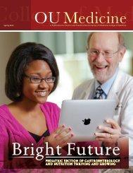 2012 Spring - OU Medicine
