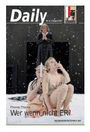 Thomas Thieme - Salzburger Festspiele