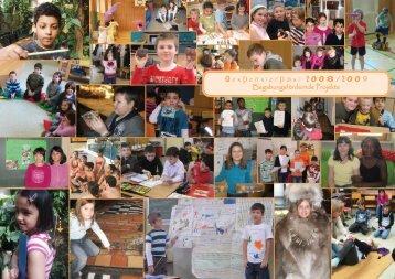 """Das """"Meine-Sinne-Projekt"""" der 2 B - Rothenburgschule"""