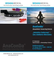 read the invitation [PDF, 380 kB - Sedana Medical