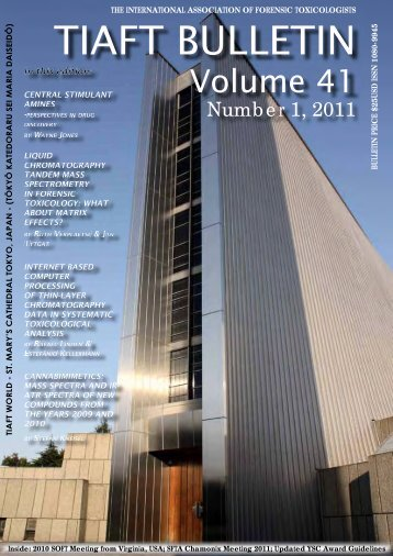 Volume XLI Number 1.pdf - The International Association of Forensic ...
