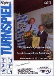 05/2010 - Bayerischer Turnspiel- Verband