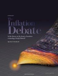 The Inflation Debate - Physics Department, Princeton University
