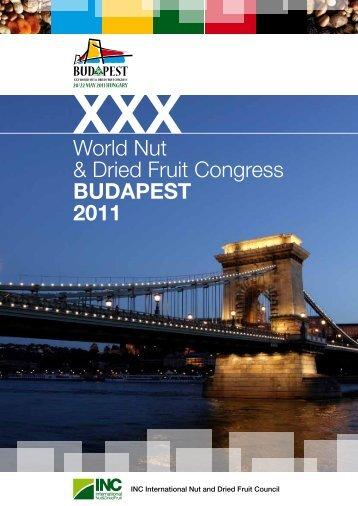 World Nut & Dried Fruit Congress BUDAPEST 2011 - Myfruit