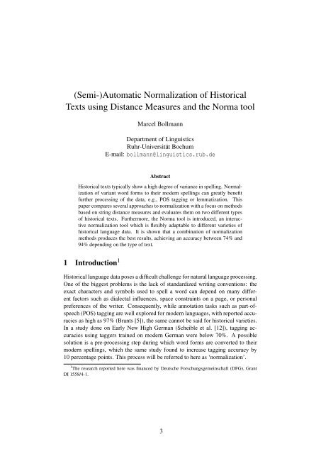 on Annotation of Corpora for Research in the Humanities (ACRH-2)