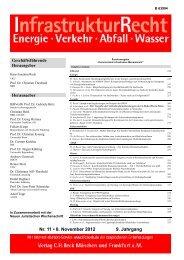 Nr. 11 • 8. November 2012 9. Jahrgang - ARSU GmbH