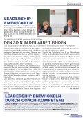 SILVIA ZIOLKOWSKI - Coaching heute - Seite 4