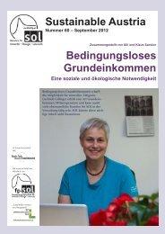 Sustainable Austria Bedingungsloses Grundeinkommen - SOL ...