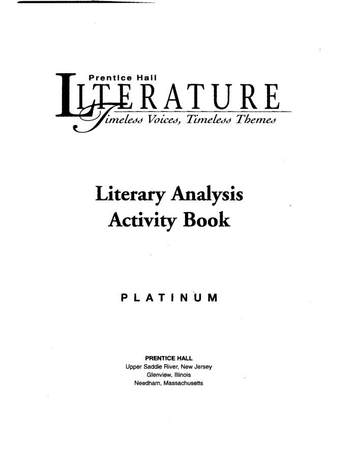 legend literary analysis Read expert analysis on literary devices in the legend of sleepy hollow.