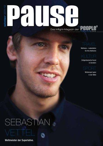 PAUSE Ausgabe Winter 2011 2012