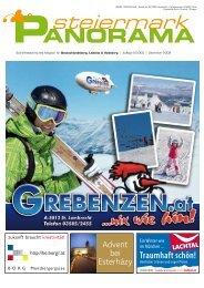 Ausgabe 10/09 - Steiermark Panorama