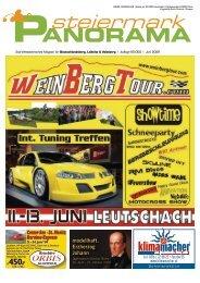 Ausgabe 05/09 - Steiermark Panorama