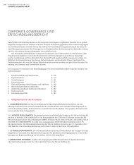 Auszug Finanzbericht 2011 - Corporate Governance