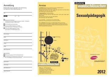 2012 Sexualpädagogik - VNB