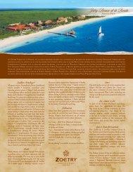 Zoëtry Paraiso de la Bonita Riviera Maya - AMResorts