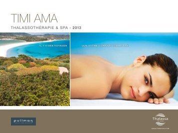 TIMI AMA - Thalassa sea & spa