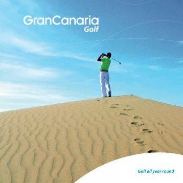 Golf all year round - Gran Canaria Golf
