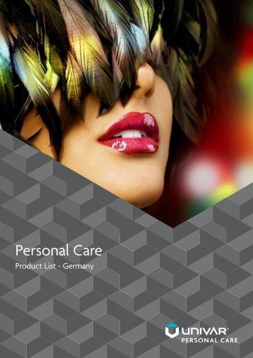 Personal Care - Univar