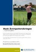 Golfrejser - onlinecatalog.dk - Page 2