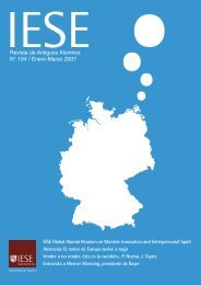 Innovation and Entrepeneurial Spirit Alemania - revista iese.