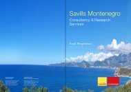Savills Montenegro - Property for Sale Croatia