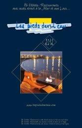 Prices 2012 - Hôtel mer - Les pieds dans l'eau