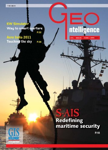 Redefining maritime security - GeoSpatialWorld.net