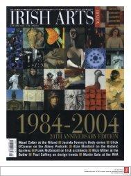 IRISH ARTS Eft *f%? 1984-2004 _ 20TH ... - Irish Arts Review