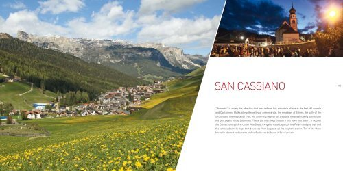 Hotels, Bed & Breakfasts and apartments in San - Alta Badia