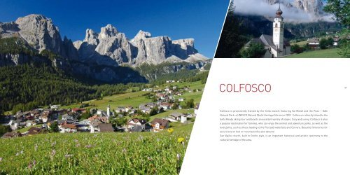 Hotels, Bed & Breakfasts and apartments in Colfosco - Alta Badia
