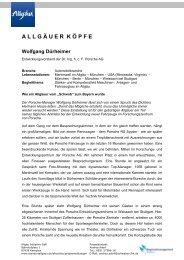 Portrait Wolfgang Dürheimer_191110 - FUCHS PR & CONSULTING ...