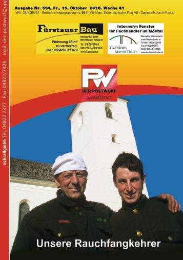 Ausgabe 15.Oktober 2010 - Colist.eu