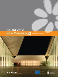 EIBTM 2012 - Canary Islands