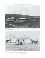 168 Sunshyne Thaler and Herbert T. Hoover