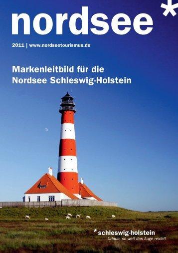 Markenleitbild für die Nordsee Schleswig-Holstein