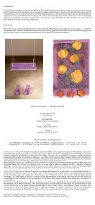 Silvia Levenson - Mindy Weisel lorch+seidel contemporary - Page 2