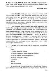 Fethi Tevetoğlu, Milli Mücadele Yıllarındaki Kuruluşlar