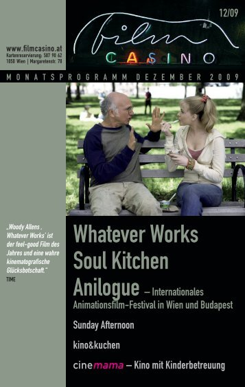 Whatever Works Soul Kitchen - Filmcasino