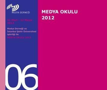 Medya Okulu 2012 e-kitap - Medya Derneği