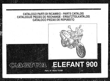 Cagiva Magazines