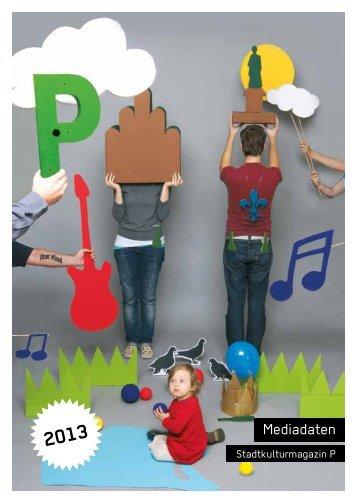 Mediadaten - P-Magazin