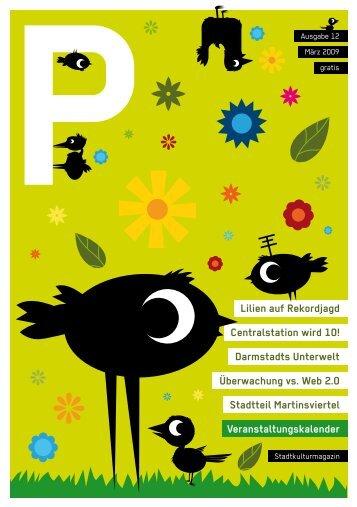 Favoriten des Monats - P-Magazin