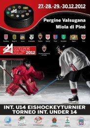 Hockey Under14 calendario, programma, squadre - Provincia ...