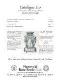 Harteveld Rare Books Ltd. Fribourg, Switzerland - Page 2