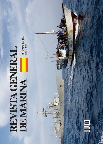 revista general de marina junio 2012 - Portal de Cultura de Defensa ...
