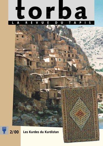 2/00 Les Kurdes du Kurdistan - König Tapis