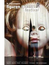 Programmheft PDF - Figurentheater-Festival